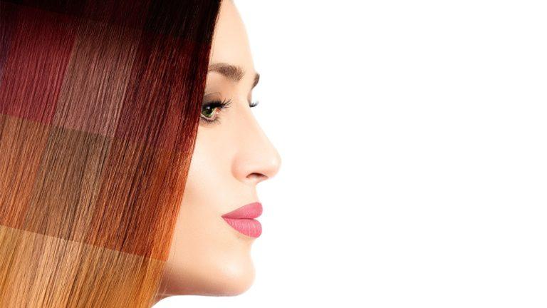 tonowanie włosów, tonowanie włosów, kromask, farbowanie włosów