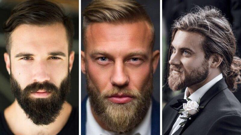 ducktail beard, broda kaczy kuper