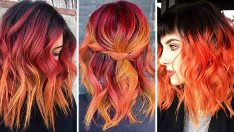 hot cheetos, czerwone włosy, pomarańczowe włosy