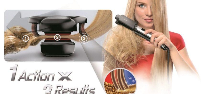 prostownica do włosów valera agility, prostownica valera, prostownica ze szczotką, profesjonalna prostownica do włosów, prostownica do włosów z jonizacją