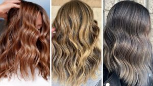 tweed hair, balayage, balejaż, trendy 2020