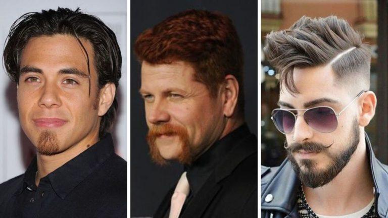 typy brody, rodzaje brody