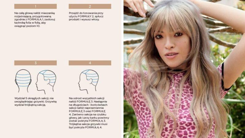 alfaparf dove4 blond, włosy blond, koloryzacja blond alfaparf