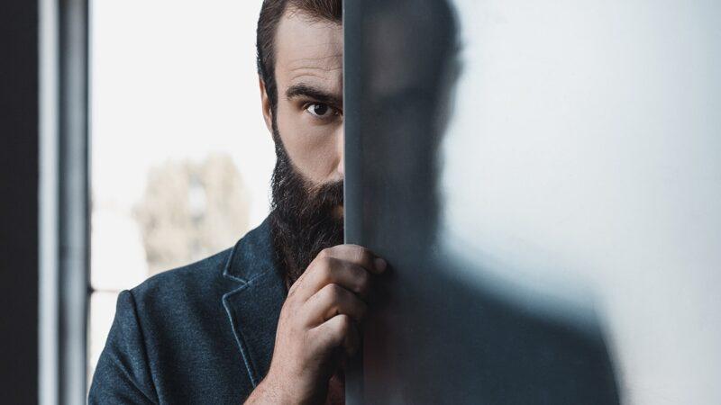 mycie brody, pielęgnacja brody, bakterie w brodzie