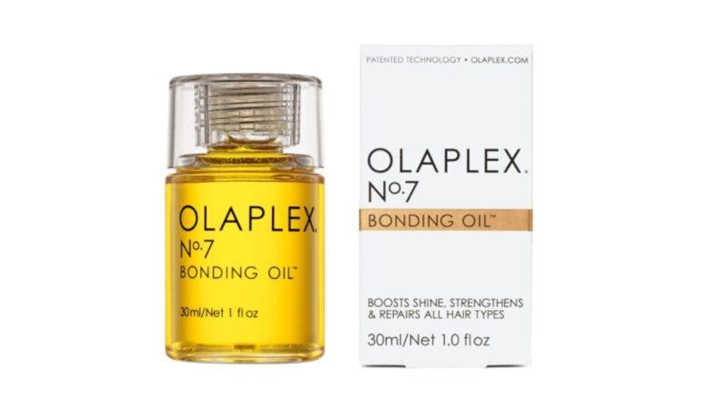 kosmetyki do włosów olaplex, olejek olaplex