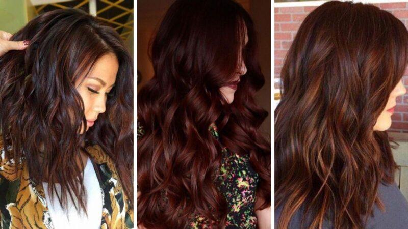 chocolate chili hair, czekoladowe włosy, brązowe włosy