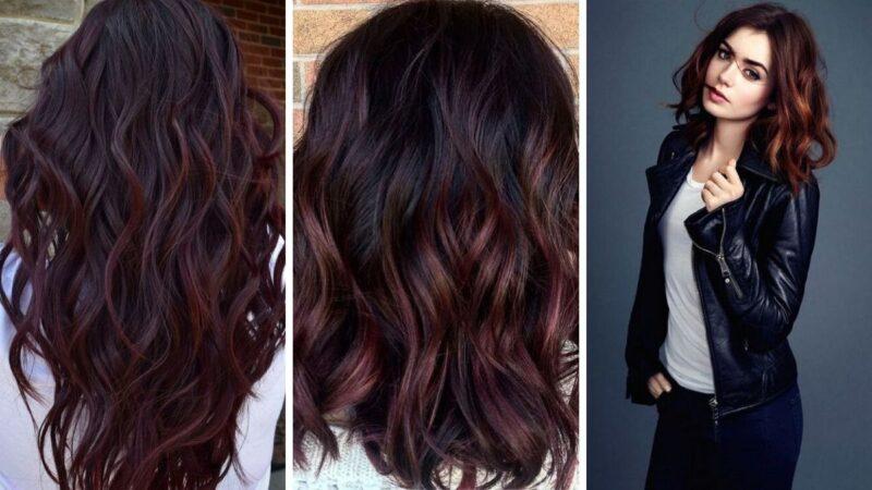 chocolate chili hair, brązowe włosy, ciemne włosy, dla kogo ciepłe wlosy