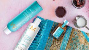 olejek arganowy na włosy, kosmetyki moroccanoil, pielęgnacja włosów olejkami