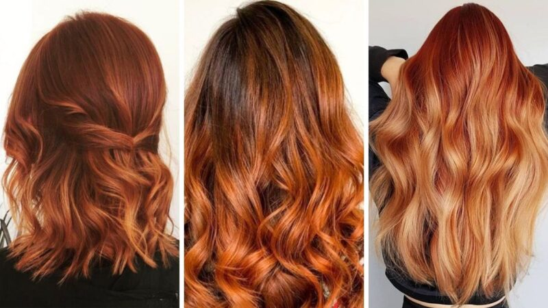 rude włosy, czerwone włosy, ogniste włosy