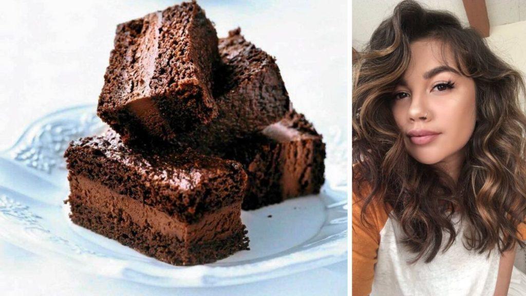 chocolate cake hair, czekoladowe włosy, włosy czekoladowe, brązowe włosy, koloryzacja dla brunetek