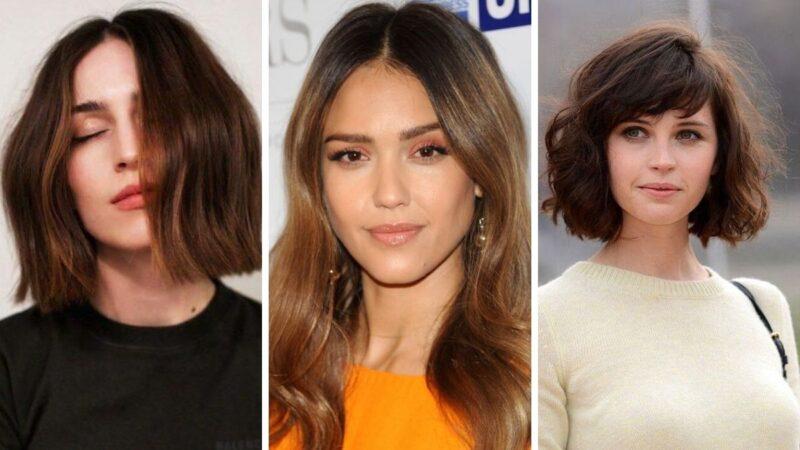 fryzury dla owalnej twarzy, jaka fryzura dla owalnej twarzy, owalna twarz fryzury