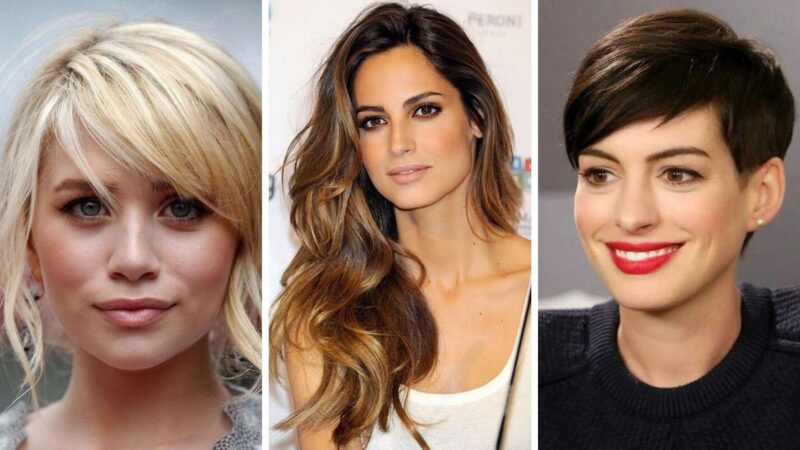 fryzury dla owalnej twarzy, owalna twarz fryzury, fryzury owalna twarz