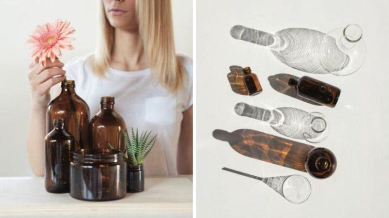 kosmetyki oway, opakowania do recyclingu