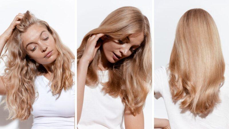 cienkie włosy pielęgnacja, jak dbać o cienkie włosy, kerastase dla cienkich włosów