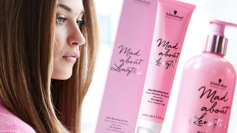 kosmetyki do długich włosów, jak zapuszczać włosy, zapuszczanie włosów, mad about lenghts