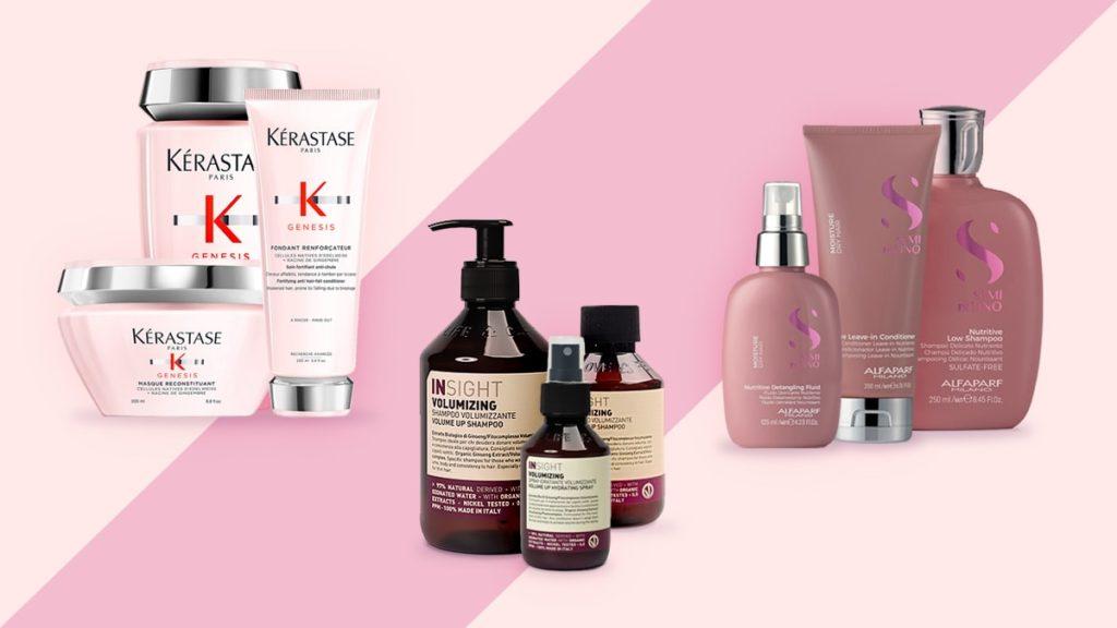 zestawy kosmetyków, zestawy do włosów, czy warto kupować zestawy