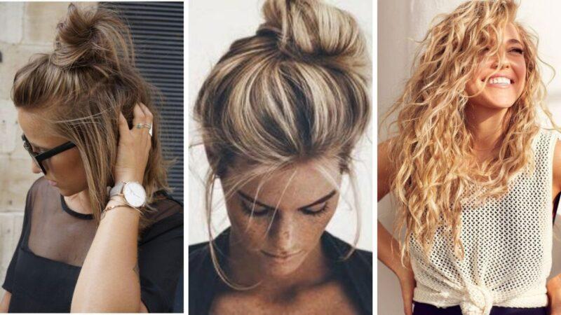 modne odcienie blondu, modne odcienie włosów