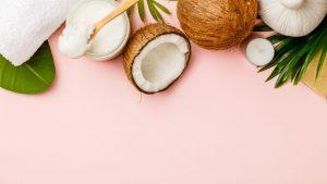 olej kokosowy na włosy, olej kokosowy do włosów, olejowanie włosów na noc, jaki olej kokosowy