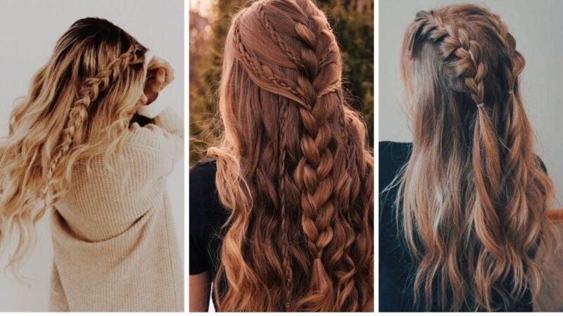 warkocze, warkocz, warkocze fryzury, warkocze 2020, damskie fryzury, fryzury 2020 długie włosy