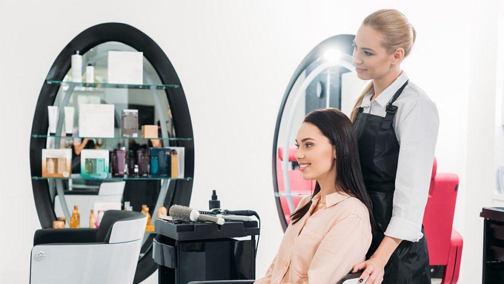 pomocnik fryzjerski, wózek fryzjerski, wózki fryzjerskie, pomocniki fryzjerskie, pomocnik fryzjerski do farbowania