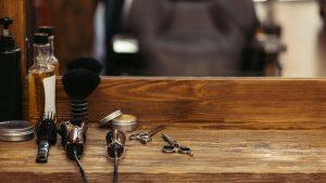 akcesoria dla barbera, salon barberski