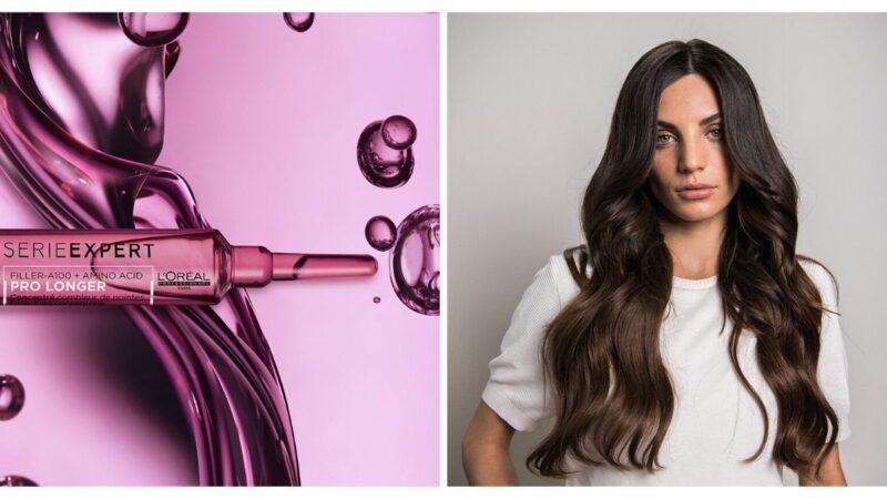 długie włosy, pielęgnacja długich włosów, lśniące włosy