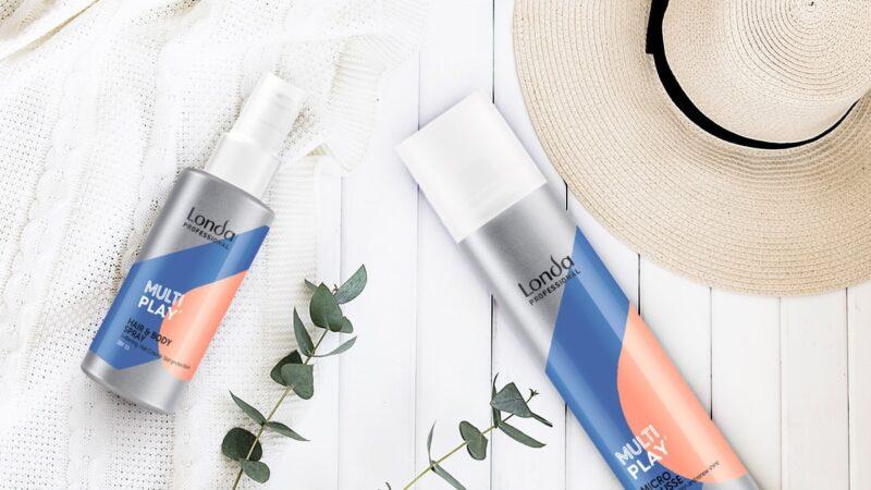 kosmetyki do stylizacji włosów Londa, kosmetyki z filtrem UV do włosów