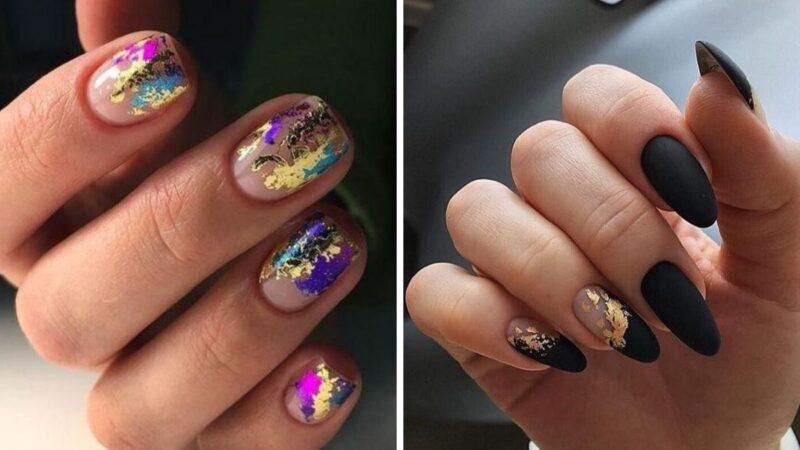 paznokcie hybrydowe, paznokcie żelowe