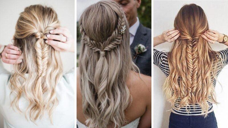 fryzury na lato, fryzury na wakacje