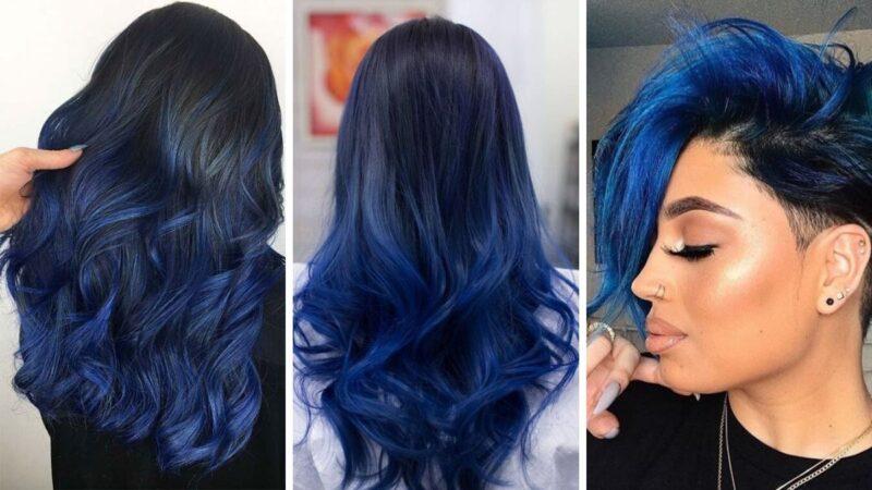 kreatywna koloryzacja włosów