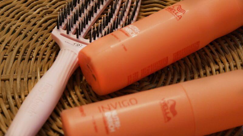 test kosmetyków wella invigo, recenzja kosmetyków nutri-enrich