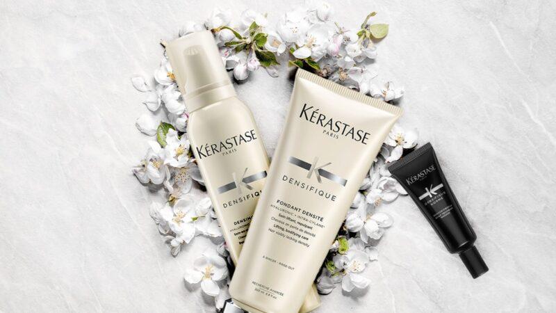 kosmetyki kerastase densifique, kerastase na wypadanie włosów