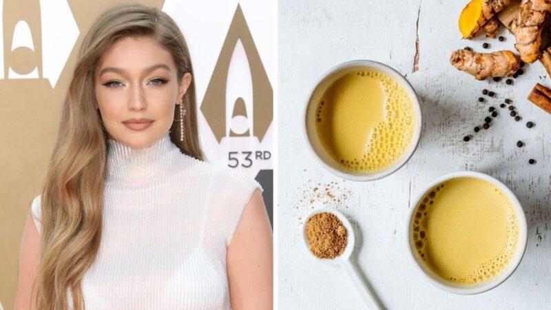 Najmodniejszy kolor roku 2020? Tumeric latte!