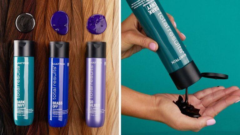 matrix kosmetyki do włosów
