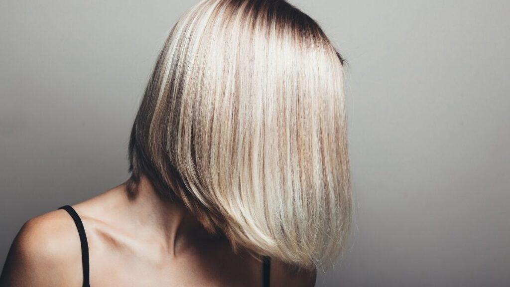 fryzura bob, jak stylizować boba