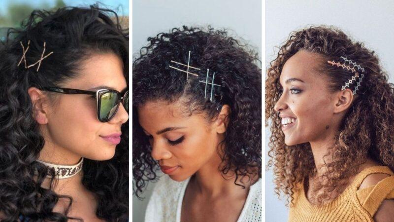 dodatki do kręconych włosów