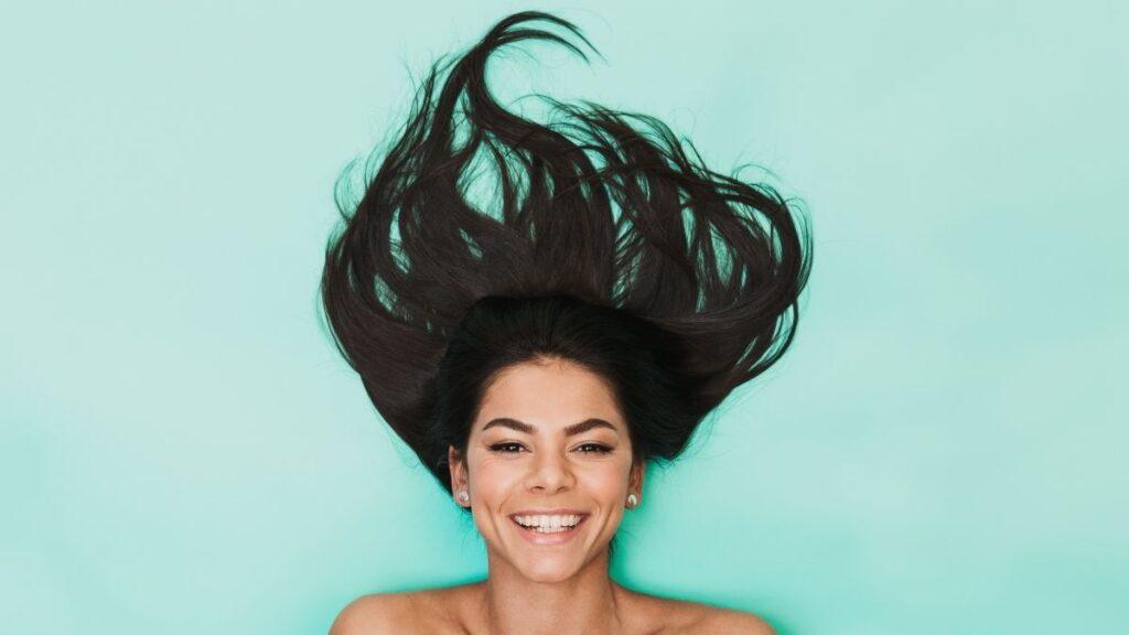 jak szybko wzmonić włosy, jak zregenerować włosy w minutę, ekspresowa regeneracja włosów