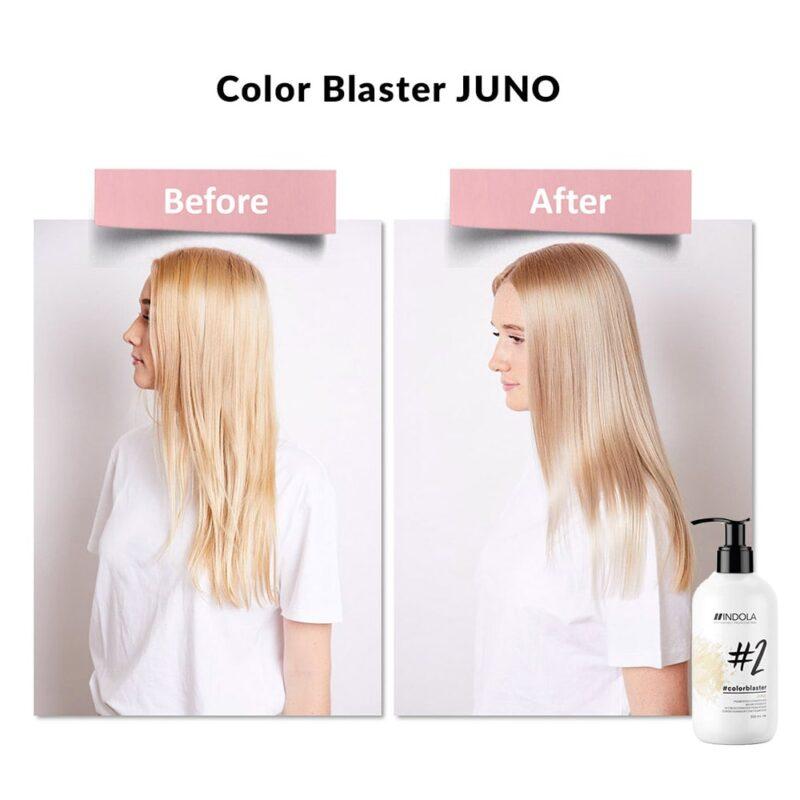 indola color blaster juno efekt