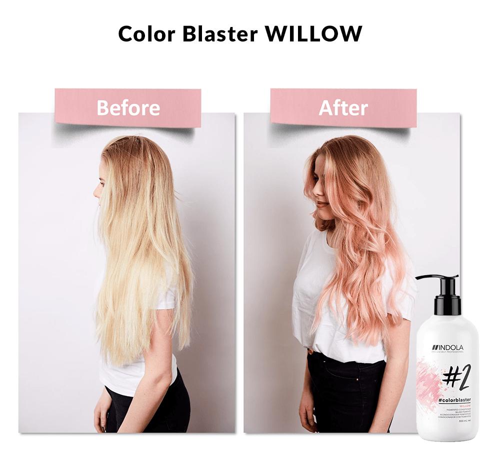 pastelowe włosy, włosy różowe,