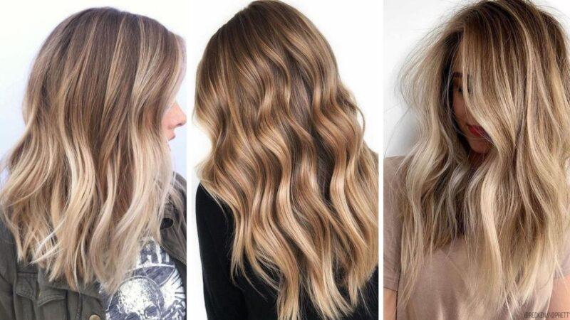 włosy bronde, bronde włosy, koloryzacja bronde