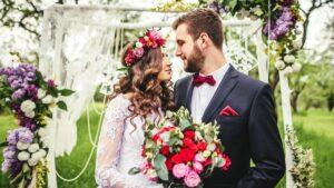 ślub na głowie, inspiracje na fruyzury ślubne, inspiracje na fryzury na wesele, inspiracje na fryzury dla panny młodej