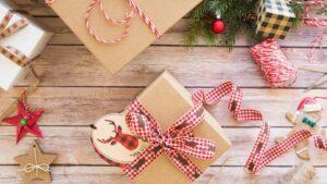 jak pakować kosmetyki, pakowanie prezentów, pomysły na pakowanie prezentów