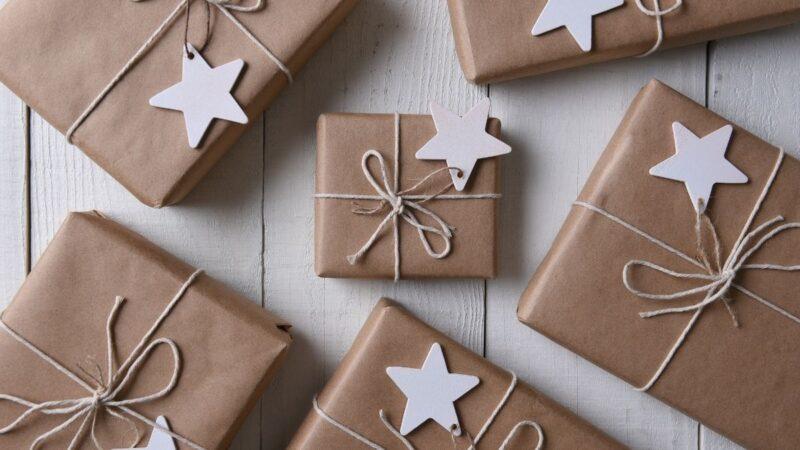 jak zapakować prezent, jak pakować prezenty