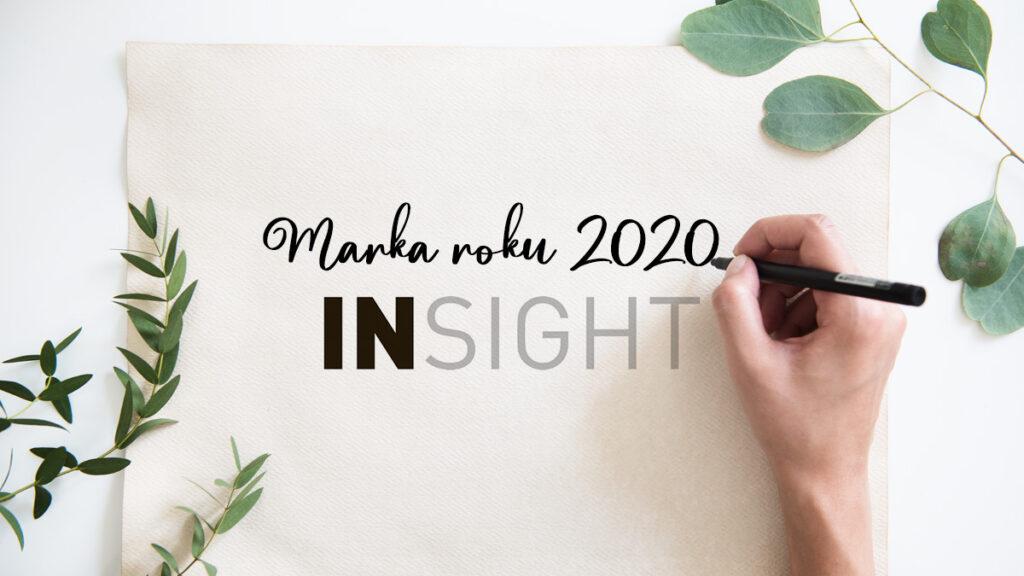 najlepsze kosmetyki insight, marka roku 2020, kosmetyki do włosów insight, insight