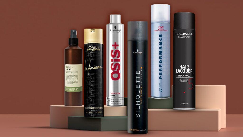 najlepsze lakiery do włosów, top 7 lakierów do włosów, ranking lakierów do włosów 2020