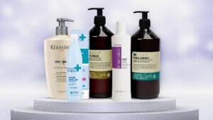 najlepsze szampony do włosów 2020, ranking szamponów do włosów 2020, top 10 szamponów do włosów 2020