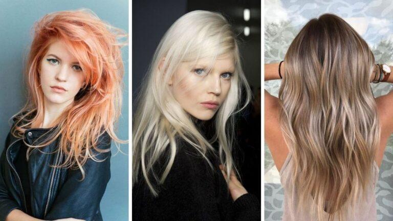 najmodniejsze kolory włosów 2021, kolory włosów na 2021 rok, koloryzacja 2021