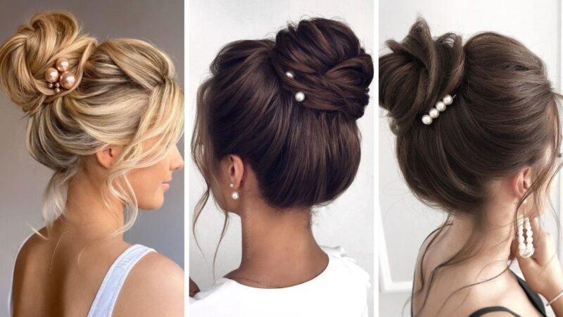 upięcia na wesele, uczesanie na śłub, fryzury dla panny młodej, fryzury na ślub dla niej, fryzury na wesele 2021