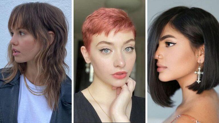 modne fryzury 2021, fryzury na wiosnę, fryzury 2021, trendy na wiosnę