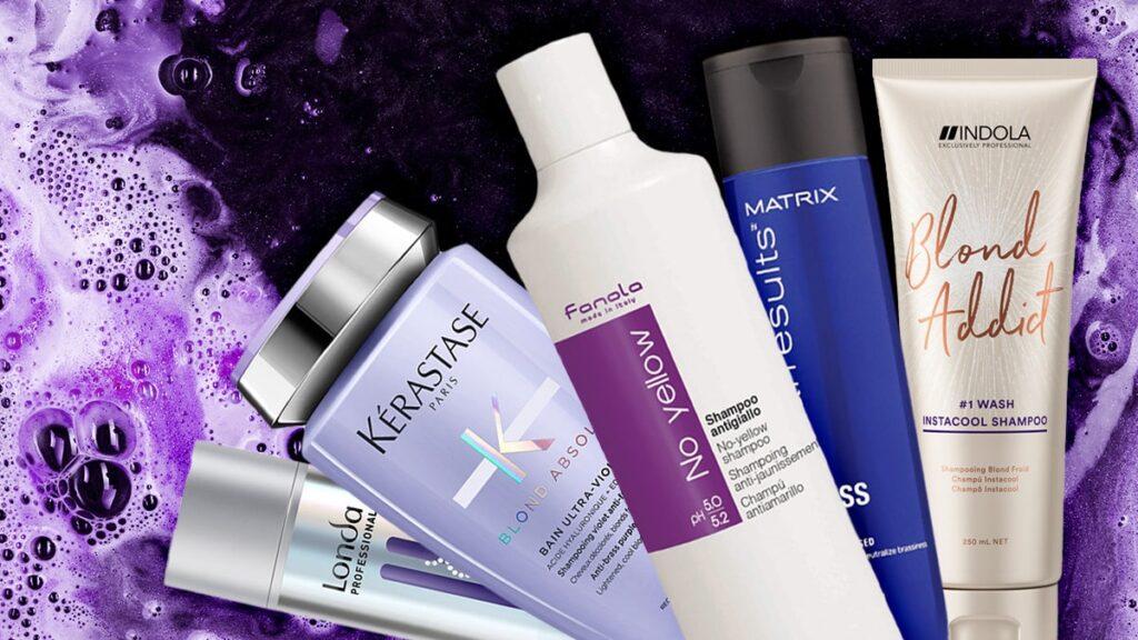 ranking fiiletowych szamponów, najlepsze fioletowe szampony, fioletowe szampony do blondów